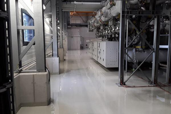 Beschichtung für mechanische-chemische Beanspruchungen (3)