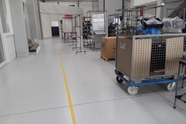 Beschichtung für mechanische-chemische Beanspruchungen (5)