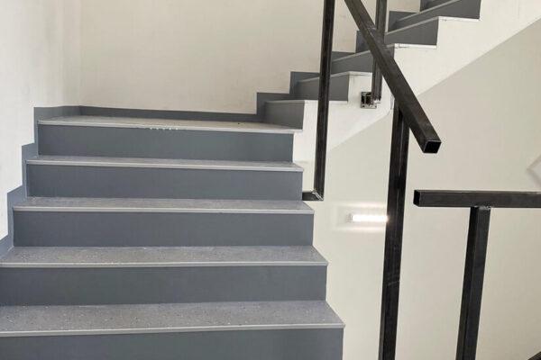 Beschichtung von Stiegen und Balkonen (13)