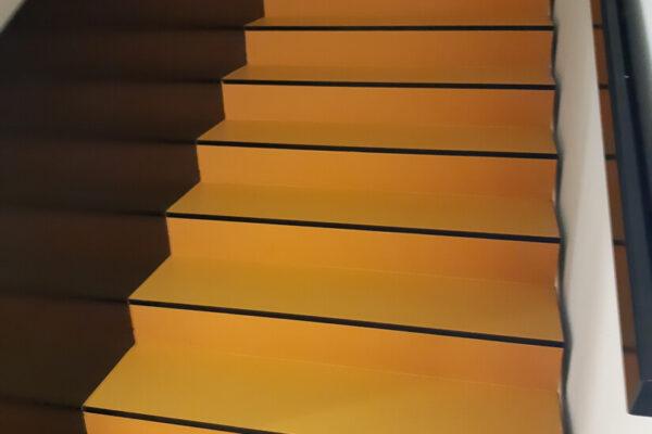 Beschichtung von Stiegen und Balkonen (2)