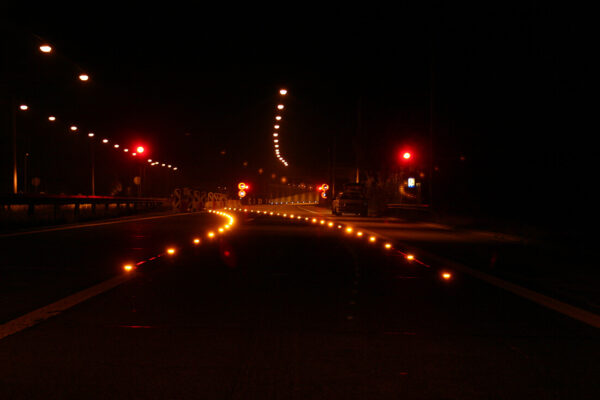 Leitsysteme Tunnel und Straßen (4)
